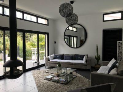 Amenagement intérieur villa
