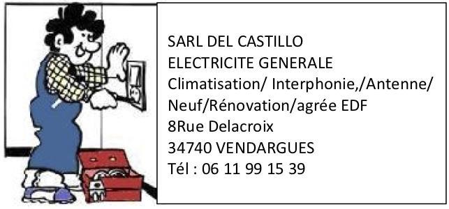 SARL DEL CASTILLO